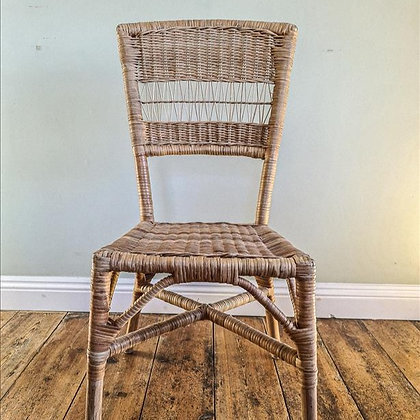 Bistro wicker chair