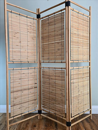 Taunton bamboo screen
