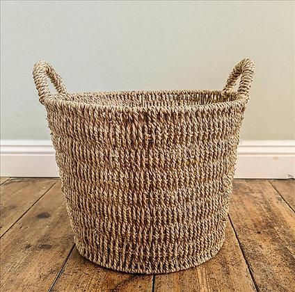 Exeter wicker basket