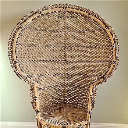 Omani Peacock Chair