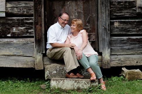 Engagement Portraits