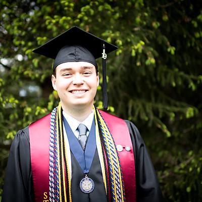 Brandon's UC Graduation