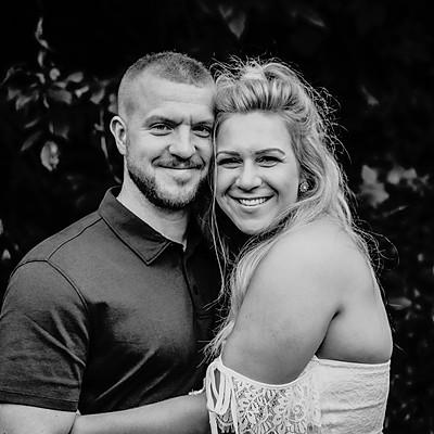 Brandon & Brittany's Engagement Session