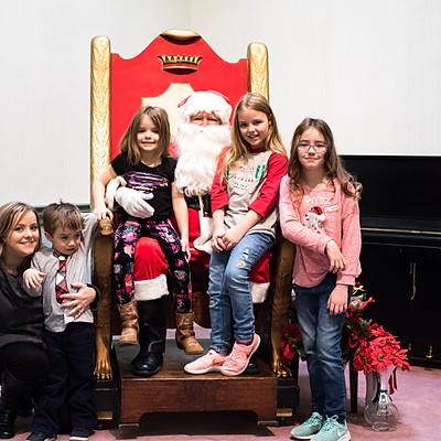 Childhood Language Center Christmas Party