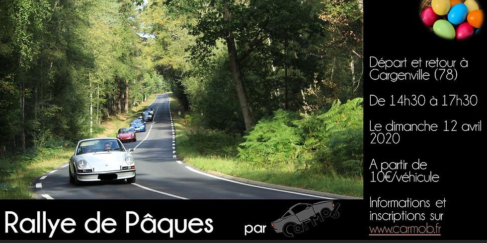 Rallye de Pâques by CarMob