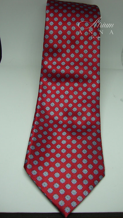 Classic Collection by Van Heusen Red Polyester Tie
