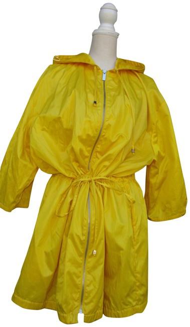 Michael Kors Yellow Fashion Windbreaker by Atrium Anna