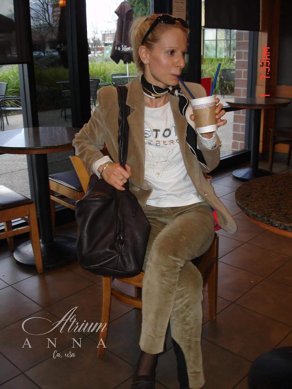 Anna Haeven, Founder and CEO of Atrium Anna Vintage Luxury
