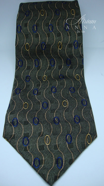 Hill & Archer 100% Silk USA made Vintage Tie