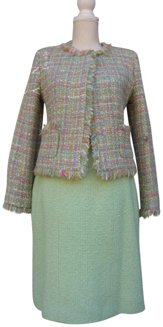 Chanel Tweed Skirt Suit by Atrium Anna