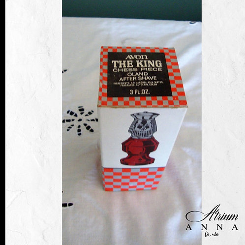 The King Chess Piece Öland Aftershave For Men