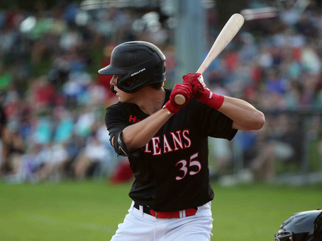 Jack Moss Brings an Approach Unlike Any Other at the Plate This Summer