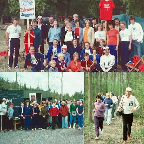 Historical Photographs of Silson AC Running Club