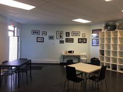 Lunch Room, Homework & Cubbies