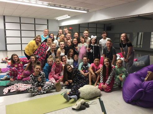 PJ Movie night!