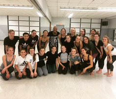 Workshop with Chris Dupre