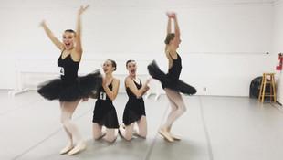 Ballet Exam done!