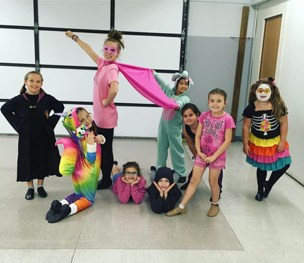 Halloween week at PPSD