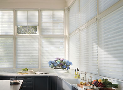 Hunter Douglas Silhouette Shades Carhart Interior Designs