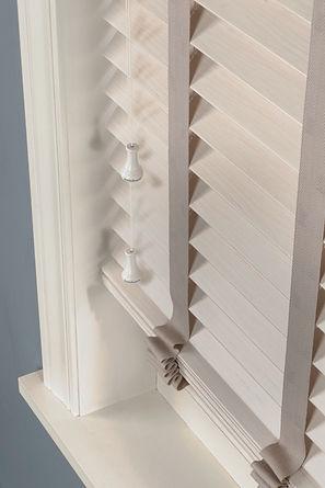 Hunter Douglas Faux Wood Blinds Carhart Inerior Designs