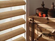 Hunter Douglas Pirouette Window Shades Carhart Inteior Designs Carhart Kitchen & Bath