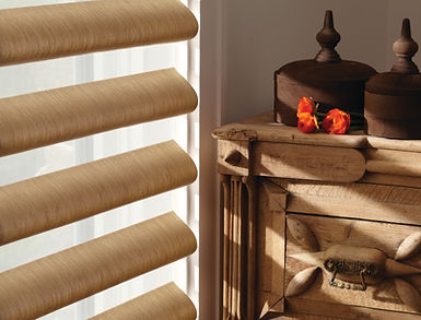Hunter Douglas Pirouette Window Shades Carhart Interior Designs