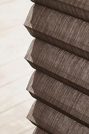 Duette Honeycomb Shades Hunter Douglas Carhat Interior Designs Carhart Kitchen & Bath
