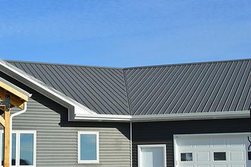 Steel Roofing Residential