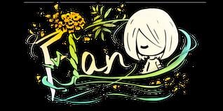 Flanタイトルロゴ