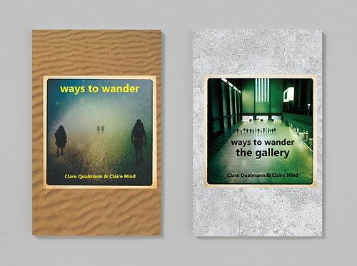 Qualmann & Hind | Ways to Wander the Gallery + Ways to Wander
