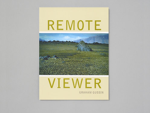 Graham Gussin | Remote Viewer