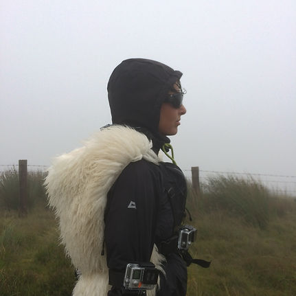 Miranda Whall Crosed Paths fieldwork