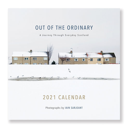 Iain Sarjeant | Out of the Ordinary 2021 Calendar