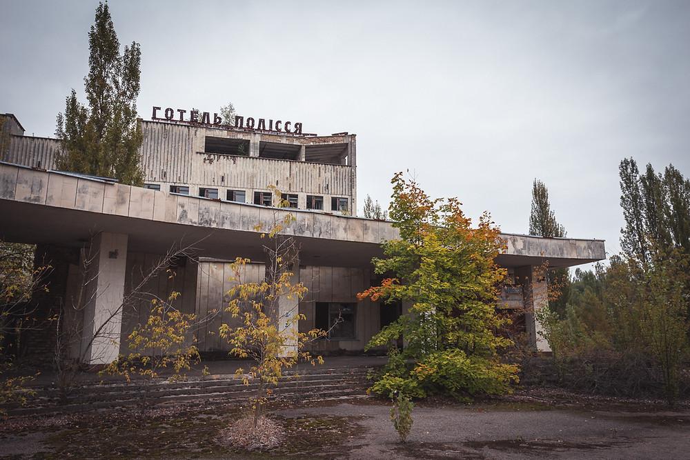 Andy Day | Chernobyl