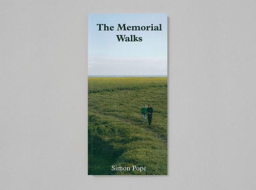 Simon Pope | The Memorial Walks