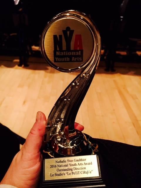 LPC Wins Big at 2016 National Youth Awards