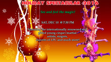 Tickets On Sale for LPC Holiday Show