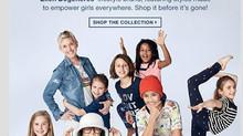 LPC Launches Gap Kids Campaign with Ellen DeGeneres