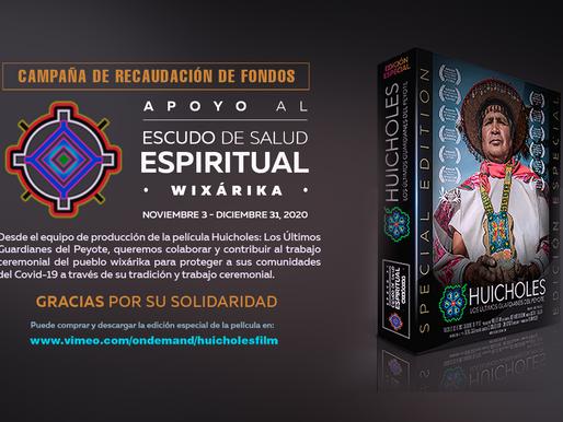 ESCUDO DE SALUD ESPIRITUAL WIXÁRIKA