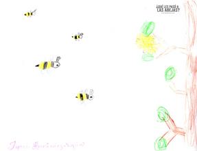 Las abejas regresan a la colmena - Iyari