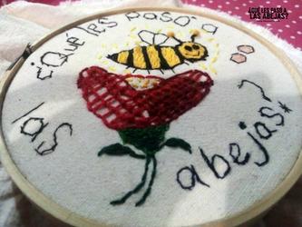 ¿Qué les pasó a las abejas?
