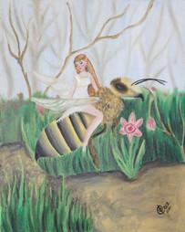 Las hadas también comen miel