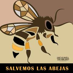 Salvemos a las abejas- Venado Mestizo