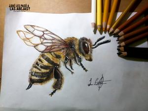 las abejas son maravillosas