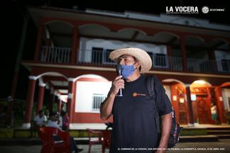 San Antonio de las Palmas, La Chinantla, Oaxaca