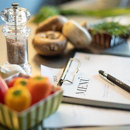 Speisekarte Design und Menü Layouts