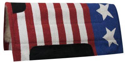 American Flag Pad