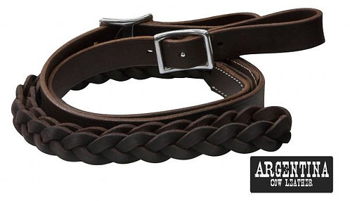 Leather Contest Reins