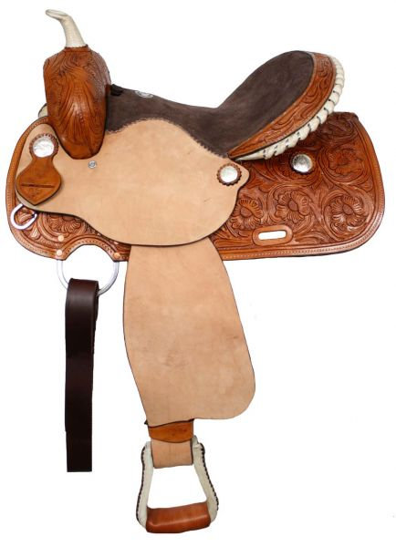 Double T Barrel Saddle