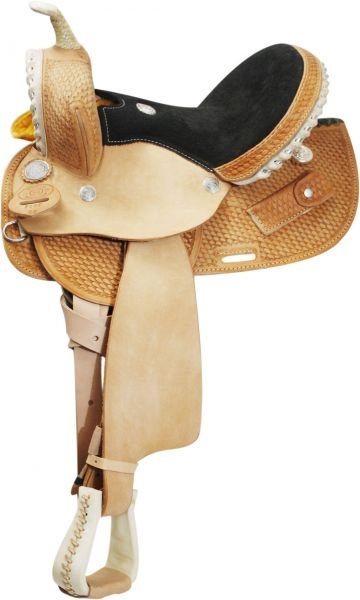 Circle S Barrel Saddle